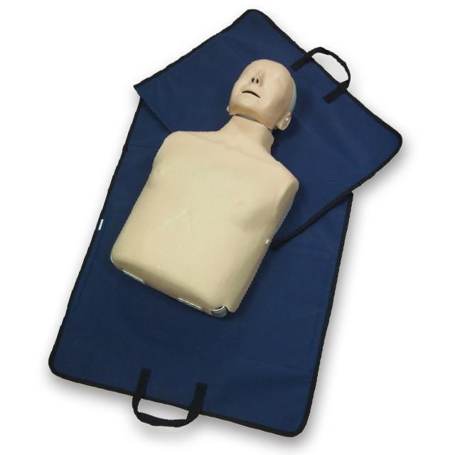 Maniquí torso de primeros auxilios