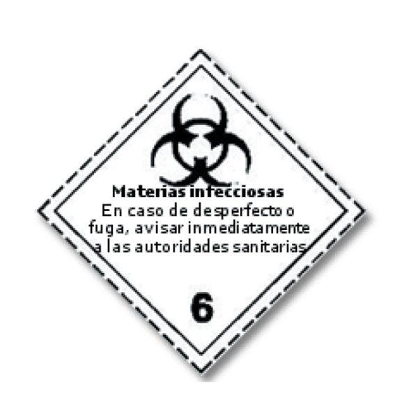 Etiqueta Imantada